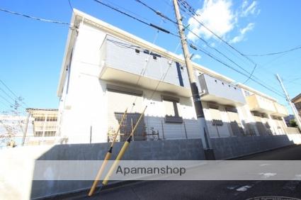 埼玉県富士見市、みずほ台駅徒歩19分の新築 2階建の賃貸アパート