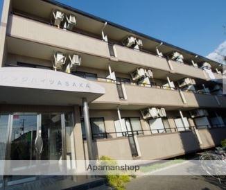 埼玉県朝霞市、朝霞駅徒歩17分の築22年 3階建の賃貸マンション