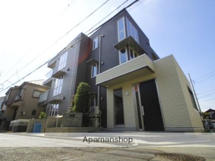 埼玉県志木市、北朝霞駅徒歩28分の新築 3階建の賃貸アパート