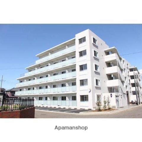 埼玉県ふじみ野市、ふじみ野駅徒歩10分の新築 5階建の賃貸マンション