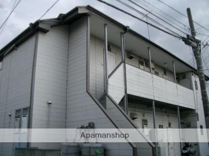 埼玉県ふじみ野市、ふじみ野駅徒歩30分の築27年 2階建の賃貸アパート