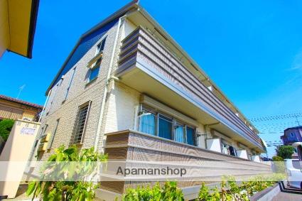 埼玉県ふじみ野市、ふじみ野駅徒歩28分の築10年 2階建の賃貸アパート