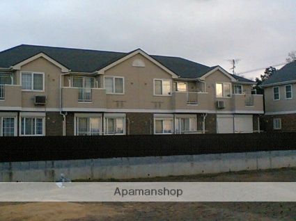 埼玉県川越市、南古谷駅徒歩15分の築14年 2階建の賃貸アパート