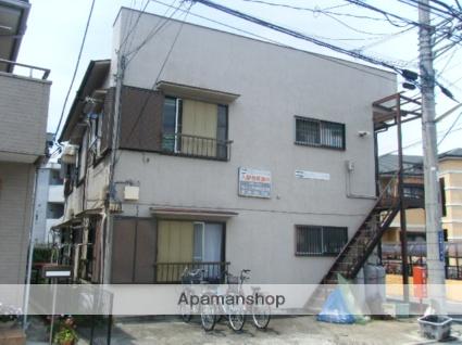 埼玉県志木市、志木駅徒歩9分の築44年 2階建の賃貸アパート