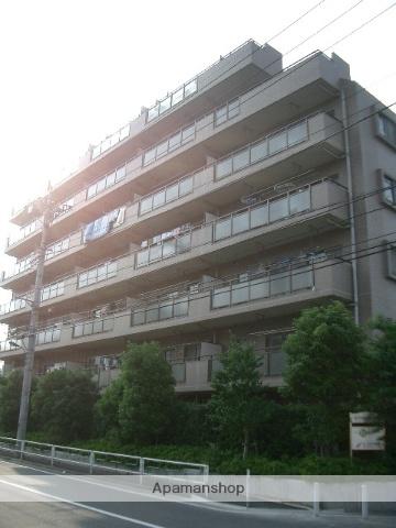 埼玉県朝霞市、朝霞駅徒歩10分の築19年 7階建の賃貸マンション