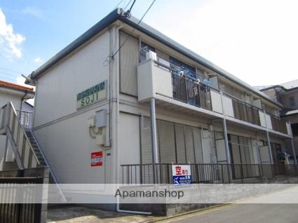 埼玉県朝霞市、北朝霞駅徒歩12分の築27年 2階建の賃貸アパート