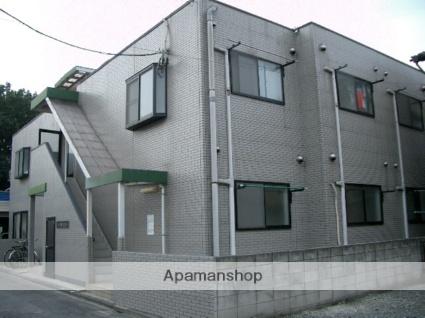 埼玉県富士見市、みずほ台駅徒歩29分の築38年 2階建の賃貸アパート