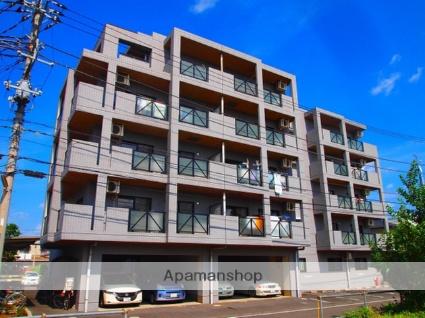 埼玉県ふじみ野市、鶴瀬駅徒歩28分の築18年 5階建の賃貸マンション