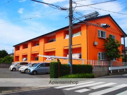 埼玉県富士見市、みずほ台駅徒歩23分の築27年 2階建の賃貸アパート