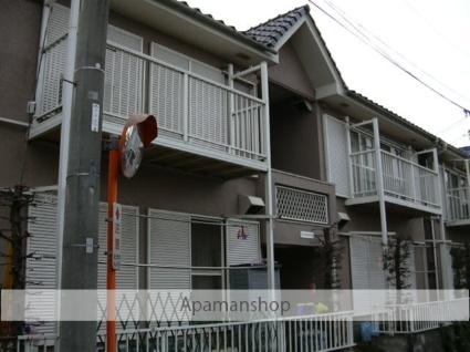 埼玉県富士見市、みずほ台駅徒歩18分の築30年 2階建の賃貸アパート