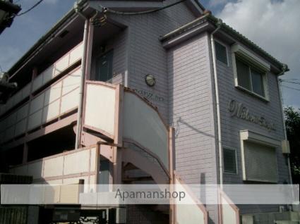 埼玉県川越市、上福岡駅徒歩12分の築24年 2階建の賃貸アパート