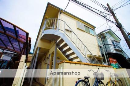 埼玉県ふじみ野市、ふじみ野駅徒歩18分の築28年 2階建の賃貸アパート