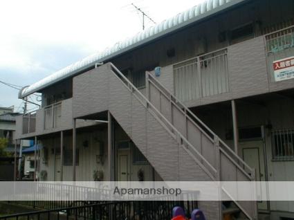 埼玉県ふじみ野市、ふじみ野駅徒歩27分の築31年 2階建の賃貸アパート