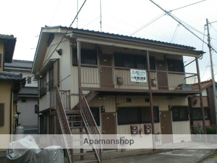 埼玉県ふじみ野市、ふじみ野駅徒歩22分の築34年 2階建の賃貸アパート