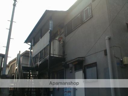 埼玉県ふじみ野市、ふじみ野駅徒歩21分の築38年 2階建の賃貸アパート