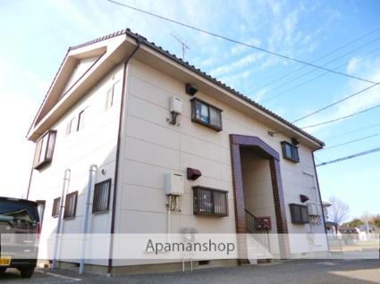 埼玉県富士見市、みずほ台駅徒歩16分の築30年 2階建の賃貸アパート