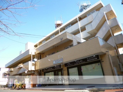 埼玉県入間郡三芳町、みずほ台駅徒歩7分の築31年 5階建の賃貸マンション