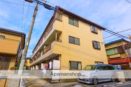 埼玉県ふじみ野市、ふじみ野駅徒歩19分の築28年 3階建の賃貸マンション