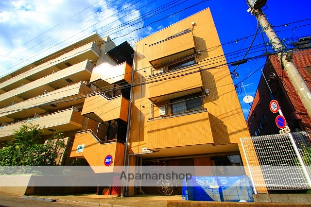 埼玉県富士見市、柳瀬川駅徒歩20分の築26年 4階建の賃貸マンション