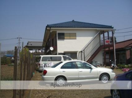 埼玉県富士見市、みずほ台駅徒歩9分の築34年 2階建の賃貸アパート