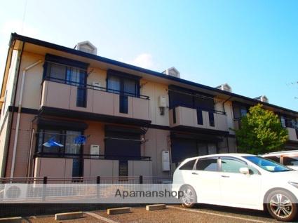 埼玉県富士見市、みずほ台駅徒歩6分の築23年 2階建の賃貸アパート