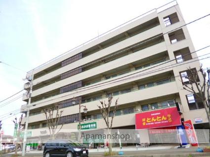 埼玉県入間郡三芳町、みずほ台駅徒歩7分の築38年 6階建の賃貸マンション