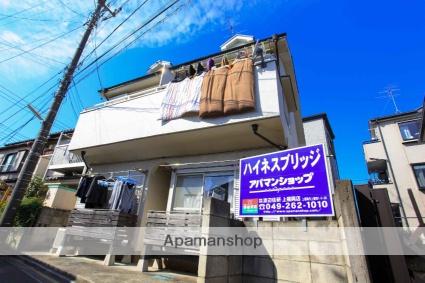 埼玉県ふじみ野市、上福岡駅徒歩12分の築29年 2階建の賃貸アパート