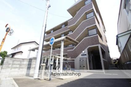 埼玉県富士見市、鶴瀬駅徒歩37分の築13年 4階建の賃貸マンション