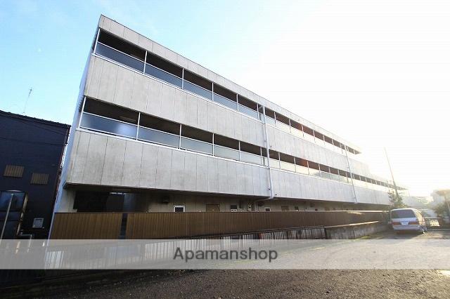 埼玉県新座市、新座駅徒歩14分の築27年 3階建の賃貸マンション