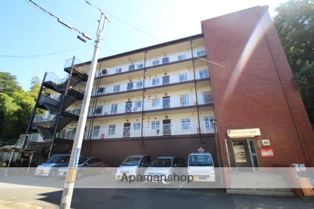 埼玉県志木市、志木駅徒歩16分の築27年 4階建の賃貸マンション