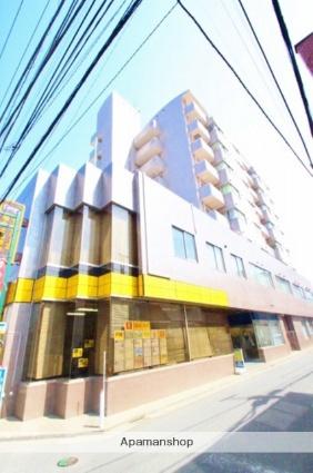 埼玉県富士見市、柳瀬川駅徒歩24分の築27年 9階建の賃貸マンション