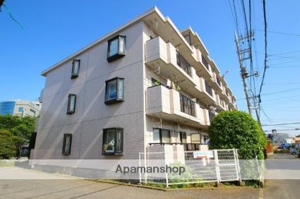 埼玉県富士見市、みずほ台駅徒歩22分の築26年 4階建の賃貸マンション