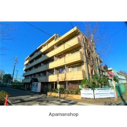 埼玉県富士見市、みずほ台駅徒歩9分の築30年 5階建の賃貸マンション