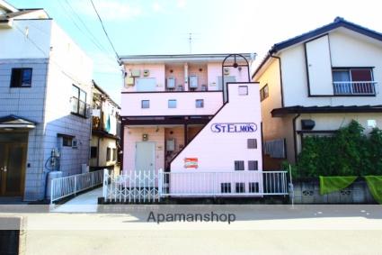 埼玉県ふじみ野市、鶴瀬駅徒歩18分の築28年 2階建の賃貸アパート