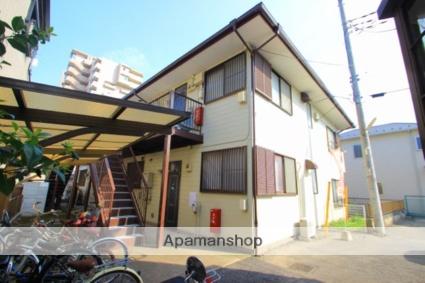 埼玉県富士見市、みずほ台駅徒歩27分の築25年 2階建の賃貸アパート