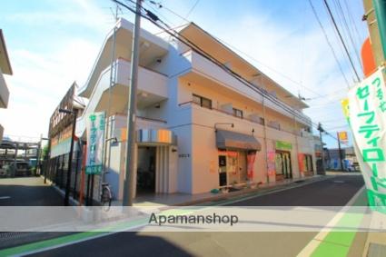 埼玉県富士見市、みずほ台駅徒歩24分の築28年 3階建の賃貸マンション