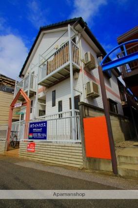 埼玉県富士見市、みずほ台駅徒歩12分の築26年 2階建の賃貸アパート