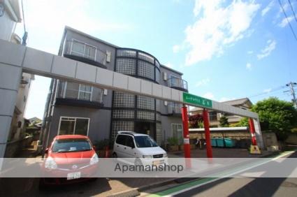埼玉県志木市、志木駅徒歩15分の築27年 3階建の賃貸マンション