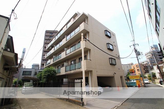 埼玉県志木市、北朝霞駅徒歩24分の築26年 5階建の賃貸マンション
