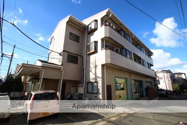 埼玉県新座市、新座駅徒歩11分の築26年 3階建の賃貸マンション