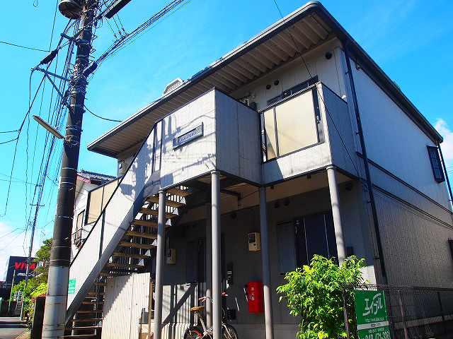 埼玉県富士見市、志木駅徒歩28分の築16年 2階建の賃貸アパート