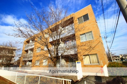 埼玉県新座市、新座駅徒歩10分の築19年 3階建の賃貸マンション