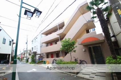 埼玉県朝霞市、北朝霞駅徒歩11分の築18年 3階建の賃貸マンション