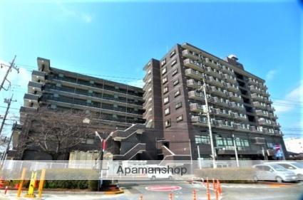 埼玉県新座市、新座駅徒歩19分の築21年 9階建の賃貸マンション