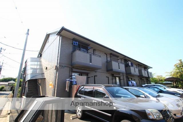 埼玉県新座市、新座駅徒歩22分の築15年 2階建の賃貸アパート