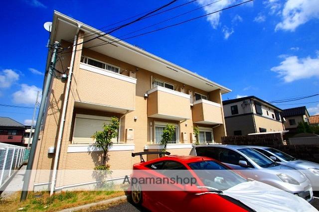埼玉県志木市、朝霞台駅徒歩32分の築10年 2階建の賃貸アパート
