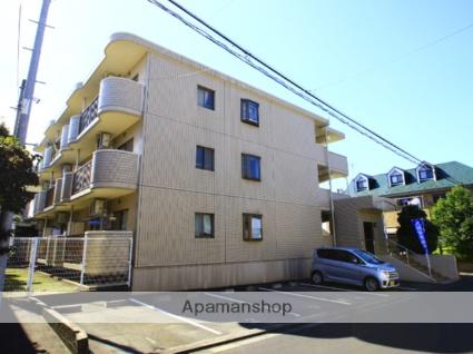 埼玉県ふじみ野市、南古谷駅徒歩26分の築15年 3階建の賃貸マンション