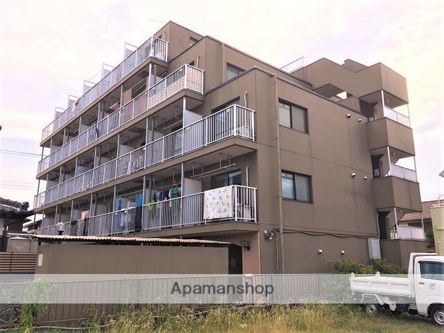埼玉県ふじみ野市、ふじみ野駅徒歩27分の築30年 5階建の賃貸マンション