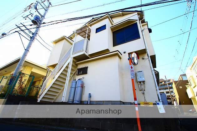 埼玉県ふじみ野市、鶴瀬駅徒歩42分の築28年 2階建の賃貸アパート