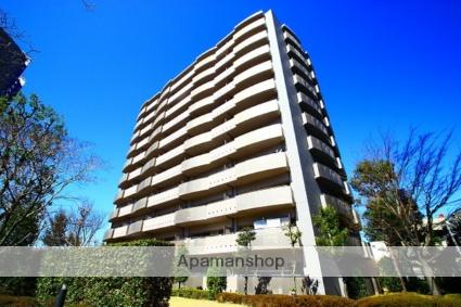埼玉県富士見市、ふじみ野駅徒歩3分の築18年 11階建の賃貸マンション
